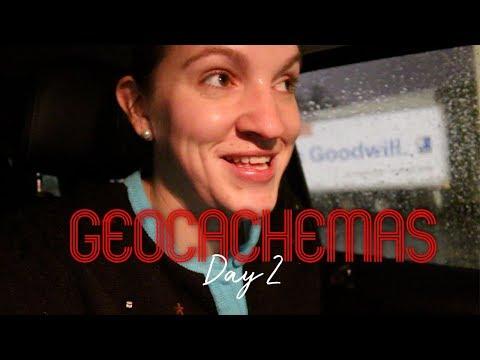 Blair Witch Project? (Geocachemas Day 2)