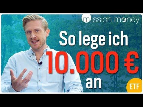 Darum investieren wir 10.000 Euro in diese 7 ETFs // Mission Money