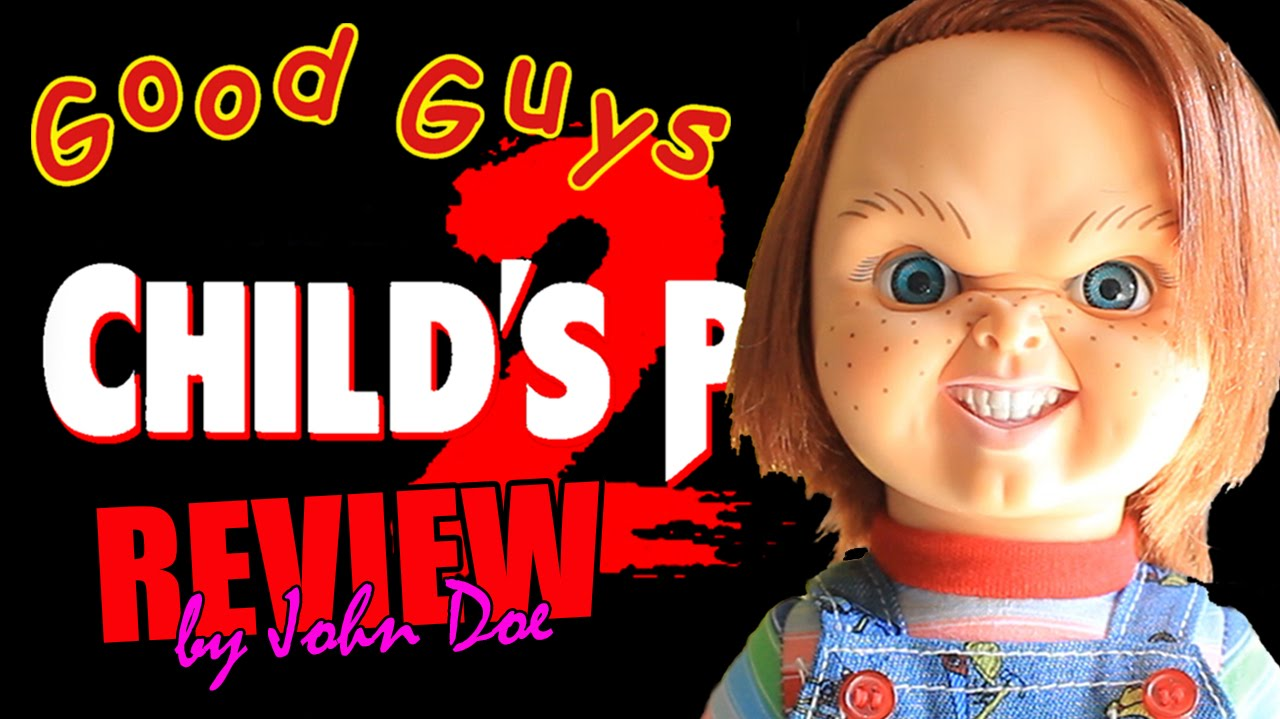 Chucky Child´s Play 2 Figure - Dream Rush - CRÍTICA