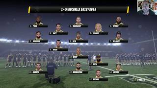 LA ROCHELLE - SALE SHARKS : Rugby Challenge 3
