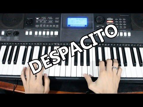 Despacito| Luis Fonsi / Tutorial Piano (Acordes Para Cantar )