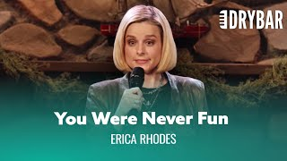 20 Year Olds Don't Matter. Erica Rhodes - Full Special