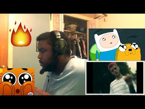 R.I.P. To The Goat lil peep gym class official music video (Reaction)