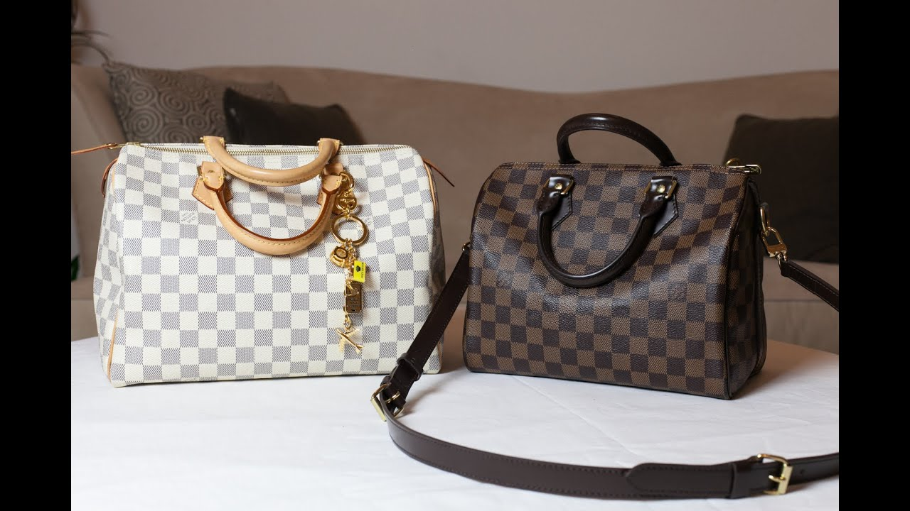 3b264ffd4779 Louis Vuitton Speedy Bandouliere 25 and Speedy 30 Review and Comparison