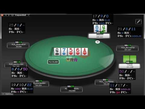 Ignition Poker Down