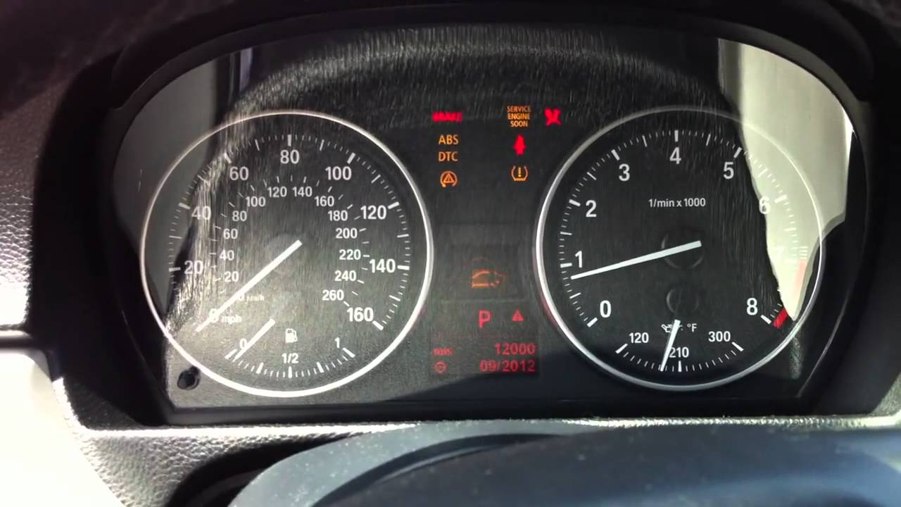 Starting, Warnings, & Problems - Page 3 - BMW 3-Series (E90