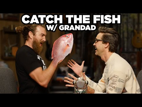 Catch The Fish With Grandad (Game)