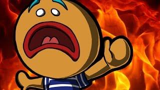 On Brûle des Youtubers sur Minecraft avec Siphano et Frigiel