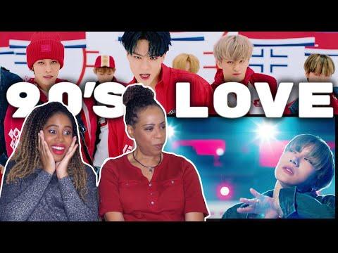 NCT U 엔시티 유 90's Love MV Reaction