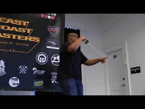 Colin Beckford - X-Division (3A) - ECM 2018 - Presented by Yoyo Contest Central