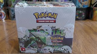 Celestial Storm Booster Box Opening Pt. 1