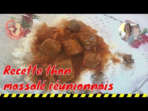 Recette thon massal indo r unionnais recette pic e au thon - Cabri massale cuisine reunionnaise ...