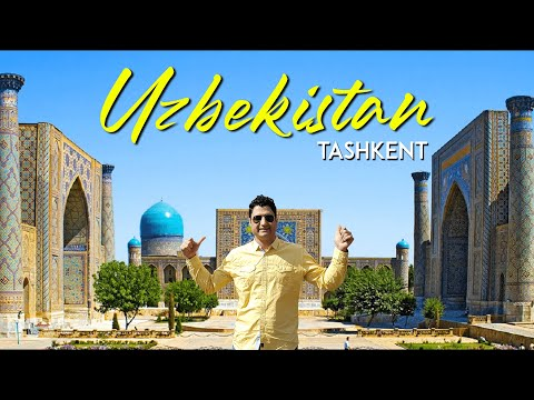 Exploring Tashkent the Beautiful Capital of Uzbekistan