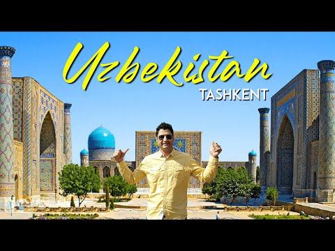 Exploring Tashkent the Beautiful Capital of Uzbekistan