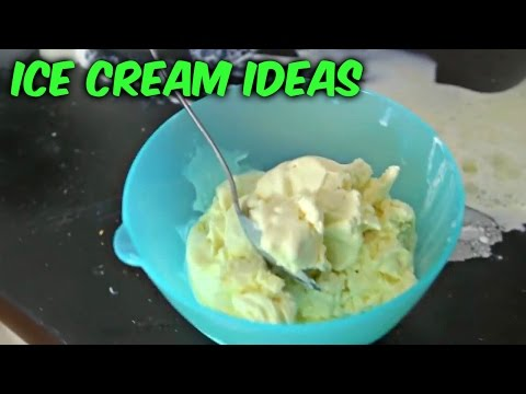 3 Ideas to Make Ice Cream at Home - Compilation