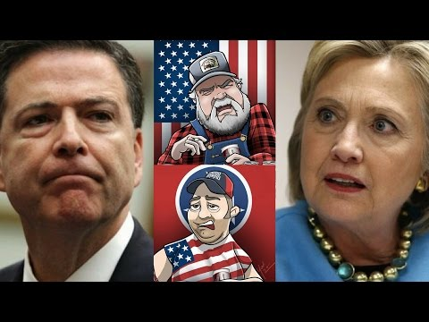 Comey vs  Clinton Over Email Scandal-- Is Hillary Done?