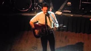 Frank Turner & The Sleeping Souls - Once We Were Anarchists (Houston 10.29.15) HD