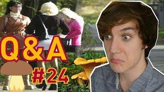 JAKIE GRZYBY LUBI DZ*WKA ? Q&A #24