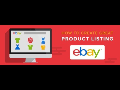 Creating A Professional EBay Listing 2020 Steps By Steps (Part 1)