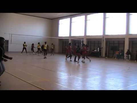 CUCSA GAMES ANGOLA VS ZAMBIA 2 º PARTE