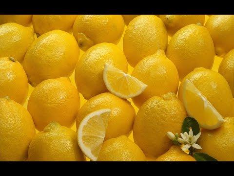 Лимон для похудения – приготовление и применение
