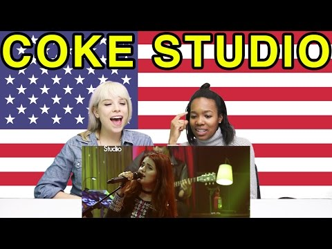 Americans React to Coke Studio Pakistan