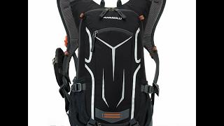 Велорюкзак Anmeilu 18L обзор, спортивный рюкзак
