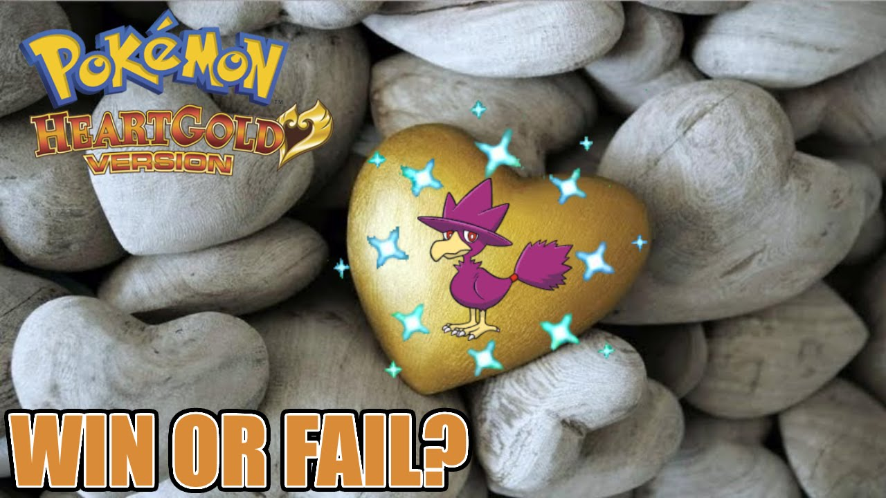 how to catch murkrow in heartgold