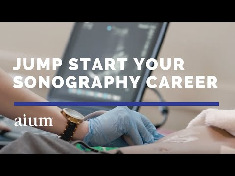 Jumpstart Your Sonography Career