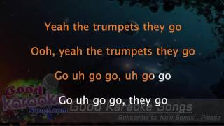 Trumpets - Jason Derulo ( Karaoke Lyrics )