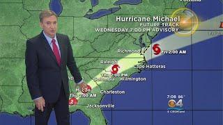 Tracking The Tropics: Latest Information On Hurricane Michael
