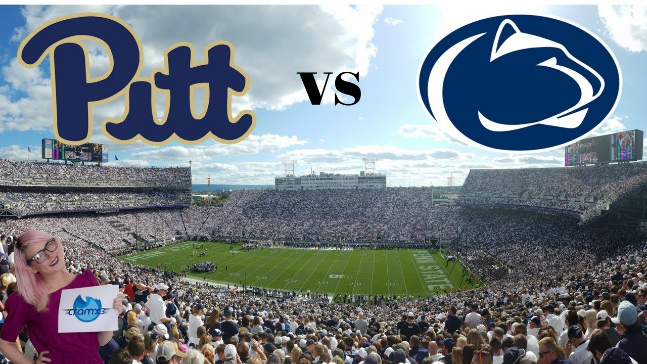 ec1266c1 Pittsburgh Panthers vs. Penn State Nittany Lions @ Beaver Stadium 9/9/17  *cramx3 style*