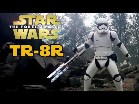 TR-8R: The Man Behind The Myth - Star Wars Explained