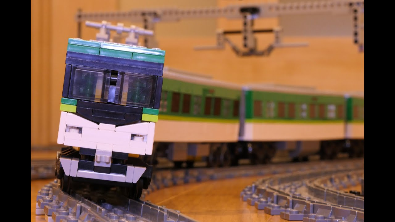 LEGO 京阪9000系 Keihan 9000 series