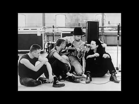 U2 - Desire (lyrics)