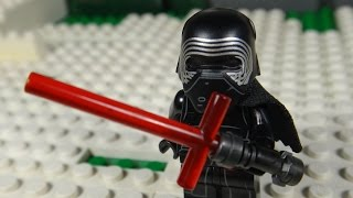 LEGO STAR WARS EPISODE VII THE FORCE AWAKENS - SITH V'S JEDI - KYLO REN