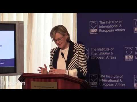 Mairead McGuinness - The Future Political Landscape of the European Parliament