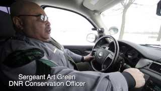 Conservation Officers: Ensuring a positive Belle Isle experience for everyone
