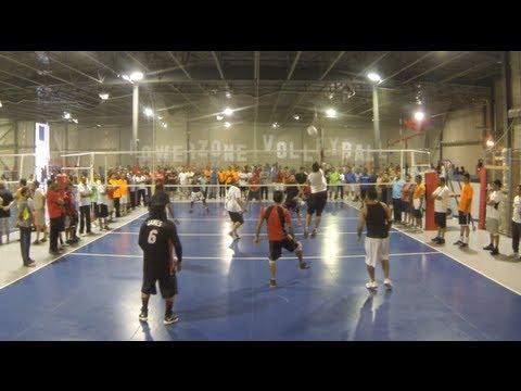 Alabama A Vs Florida A (First Round) CLPSS Samaj Volleyball 2013