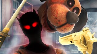 WE FINALLY DISCOVERED THE DOG'S REAL IDENTITY!!?! - Duck Season Boneworks VR