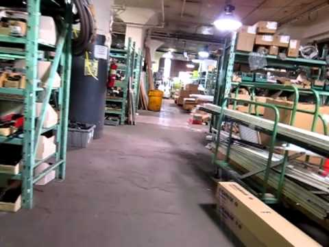Video tour of Mendelsons' in Dayton, Ohio.