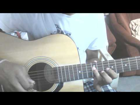 Son Of Satyamurthy tune on acoustic guitar