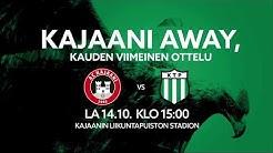 KTP TV: Huomenna Kajaaniin!