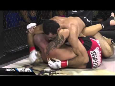Braulio Estima MMA Debut