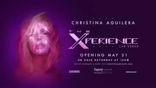 Christina Aguilera: The Xperience Las Vegas Residency [Promo]