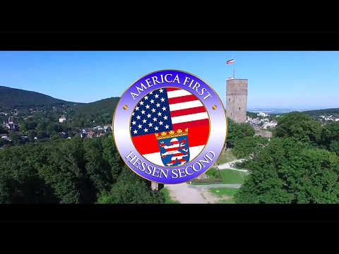 AMERICA FIRST. HESSEN SECOND (original)
