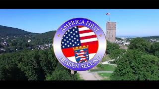 AMERICA FIRST. HESSEN SECOND (original)