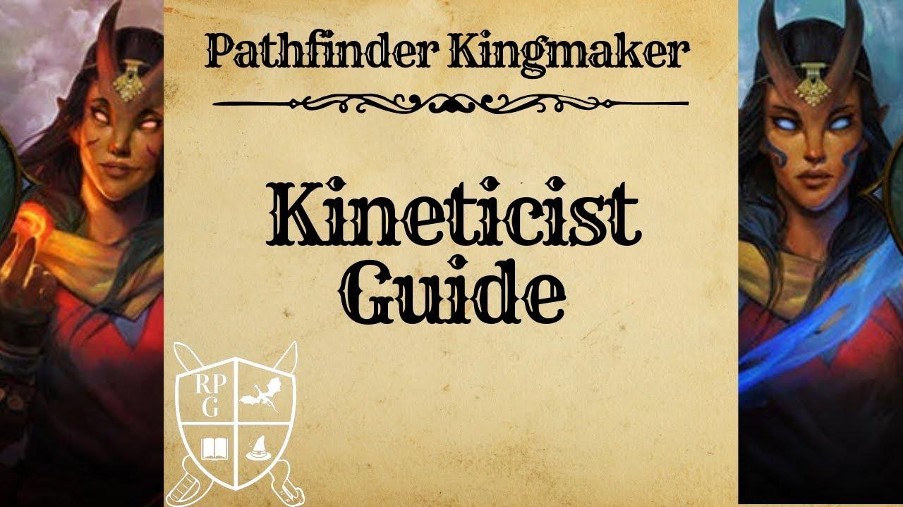 Download : Kineticist Build Guide For Pathfinder: Kingmaker