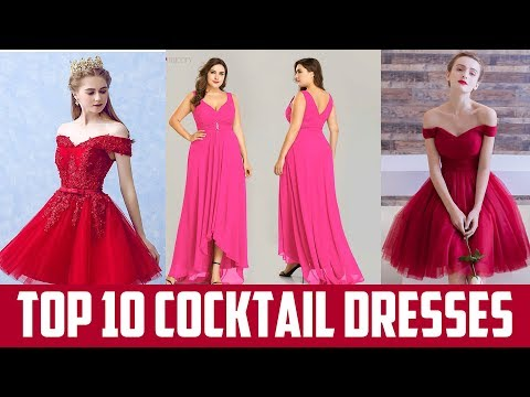 top-10-cocktail-dresses-for-women-in-2019