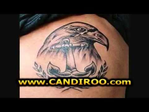 Tatuajes De Aguilas Youtube